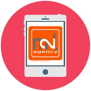 M2L Agency GmbH Tablet Logo