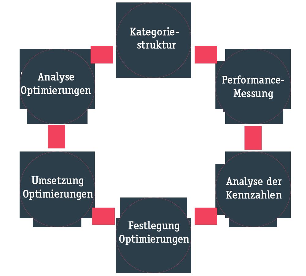 Category-Management Kreislauf
