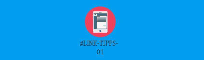 Conversion-Optimierung Link-Tipps