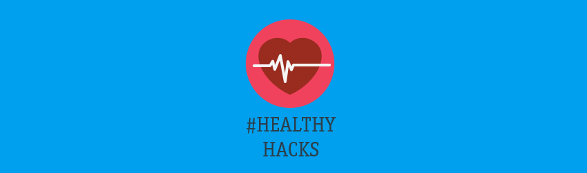Gesund im Büro - 9 Healthy Hacks Teaser