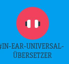 Universalübersetzer In-Ear-Kopfhörer Waverly Labs Teaser