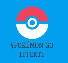 Effekte von Pokémon Go Teaser