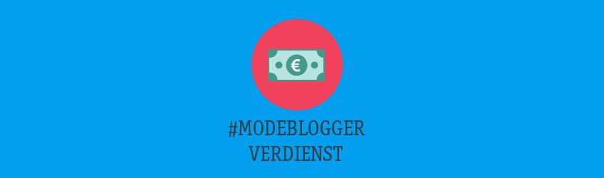 Verdienst deutscher Modeblogger Teaser